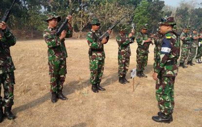 Di Yonif Para Raider 503 / Kostrad , Prajurit Kored 082 / CPYJ Asah Kemampuan