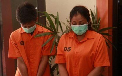 Pelaku Tindak Pidana Ilegal Akses SIM Swap di Amankan Polda Kepri