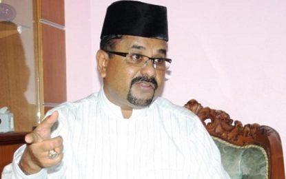 Aunur Rafiq Kembali Maju di Pilbup  Karimun