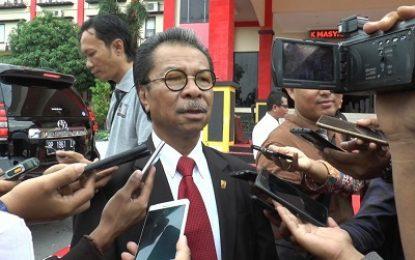 Plt Gubernur  dan Ketua DPRD Kepri Apresiasi Kinerja TNI-Polri