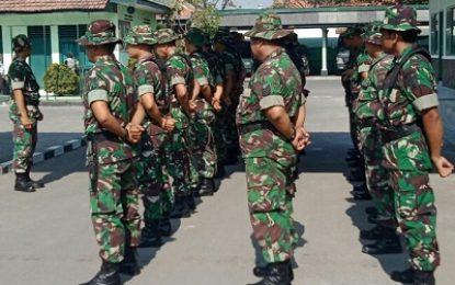 Cangkruk Bareng, Cara Ampuh Kodim Tipe A 0830/Surabaya Utara Jalin Sinergitas