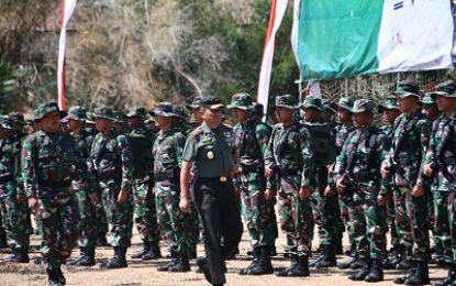 Pangdam V/Brawijaya Akhiri Program TMMD 106 di Jawa Timur