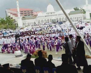 Polda Kepri Turut Meriahkan Peringatan Hari Santri Nasional