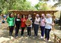 Pasar Jadul Wahana Belajar Budaya Bagi Generasi Milenial Wujudkan Cinta Tanah Air, Danyonarmed 12/Divif 2 Kostrad