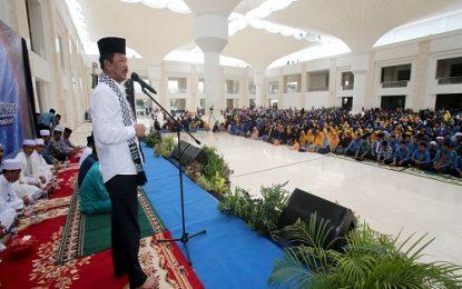 Pusatkan Kegiatan Keagaman di Masjid Sultan Mahmud Riayat Syah