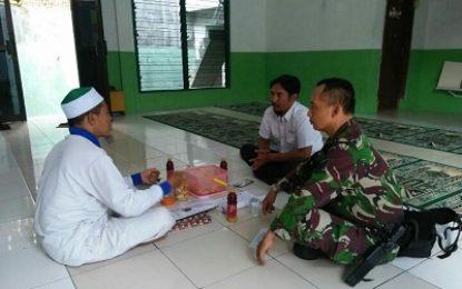 Komsos Mampu Wujudkan Kemanunggalan TNI dan Rakyat di Kodim Surabaya Utara