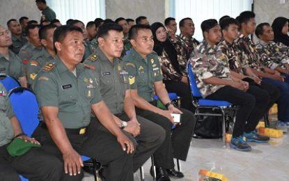 Antisipasi Balatkom dan Paham Radikal, Korem 082/CPYJ Kumpulkan Elemen Masyarakat