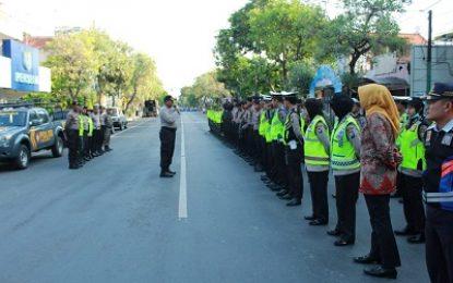 Pasca Pelantikan Kepala Desa di Lamongan, 31 Personel Kodim Disiagakan