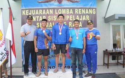 555 Atlet Renang Ramaikan Danrem 083/Baladhika Jaya Cup 2019