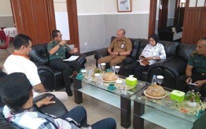 Forkopimda Kota Malang Malang Wacanakan Olahraga Bersama dengan Masyarakat