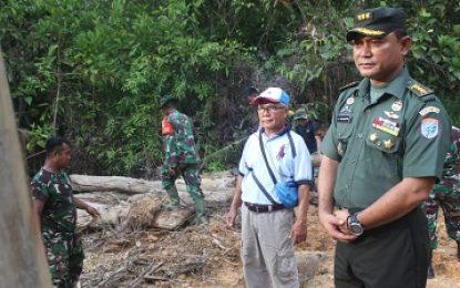Wujud Keberadaan Negara Bagi Warga Perbatasan Melalui TMMD