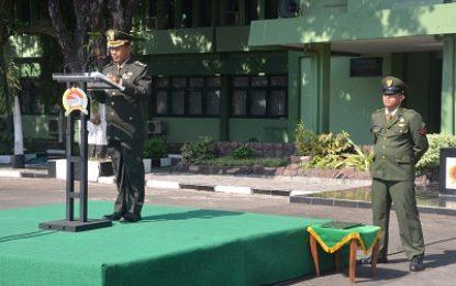 Letkol Aprianko Suseno Minta Masyarakat Berkontribusi Nyata