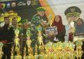 Brawijaya Season II, Kodim dan Pemda Lamongan Pacu Ketrampilan Baris-Berbaris Pelajar
