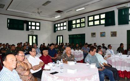 Korem Baladhika Jaya Berikan Dukungan Penyelenggaraan Imlek Kebangsaan