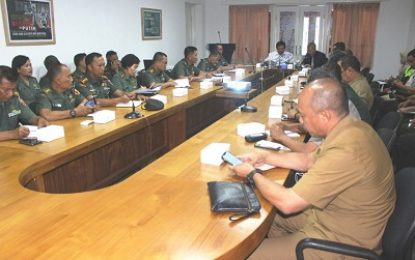 Menkopolhukam Bakal ke Malang, Korem Baladhika Siapkan Pengamanan