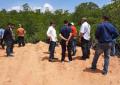 Dugaan Penyerobotan Lahan di Galang Batang, Pihak Kepolisian Bantu Proses Pengembalian Batas