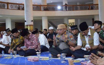Kapolda Kepri Ikuti Dzikir dan Doa Istighotsah Bersama