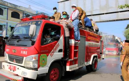 Wali Kota Syahrul: Kesadaran Masyarakat Kunci Penanggulangan Covid-19