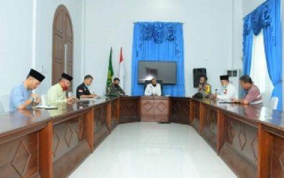 Sesuai SE Gubernur dan Fatwa MUI, Masyarakat Natuna Diperbolehkan Sholat Idul Fitri 1441 H Berjamaah