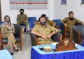 Lewat Video Conference, Asisten Ekbang Setda Natuna Ikuti Rapat Kemitraan Bersama BPJS Kesehatan
